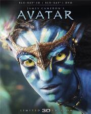 Avatar 3D Blu-ray & DVD Japan Blu-ray FXXKA-39603 James Cameron New
