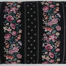 """Country Meadow VIP by Cranston 45"""" wide Fabric Floral Cotton #0254 Lot 4317"""