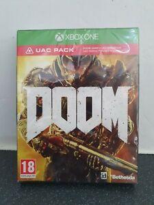 DOOM UAC Pack Xbox One  - NEW SEALED