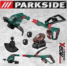 PARKSIDE® Rasentrimmer PRTA 20-Li B2 Motorsense Freischneider 4ah Akku 4,5 LG