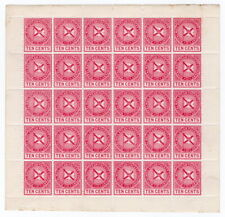 More details for (i.b) cinderella : royal mail steam packet company 10c (complete sheet)