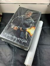 FAC TERMINATOR: GENISYS BLURAY STEELBOOK LIMITED EDITION COLLECTOR BOX WITH COIN
