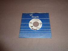 "Nick Gilder - Electric Love - Chrysalis 7"" Vinyl 45 - Promo - 1979 - NM"