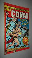 ASE N. 16 ** CONAN N. 2 **  ED. CORNO ORIGINALE