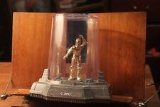 Star Wars C-3PO Titanium Series Die-cast Action Figure Hasbro 2005 In Case