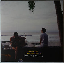 Kings of Convenience - Declaration of Dependence LP NEU/SEALED gatefold vinyl