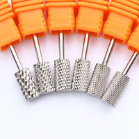 Nail Drill Bit Tool Carbide Electric File  Pedicure Machine DIY