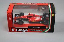 ZC1167 Burago Bburago 18-36802 Voiture Miniature 1/43 Ferrari Racing SF15-T