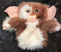 "Gizmo Stuffed 10"" Plush Hand Puppet Gremlins 2 Applause 1990 Vintage"