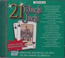 La Original Banda El Limon 21 Black Jack  CD New NuevoSealed