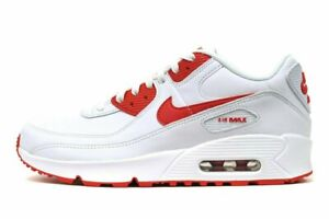 Nike AIR MAX 90 LTR CD6864 106 SNEAKER DAMEN KINDER WEIß