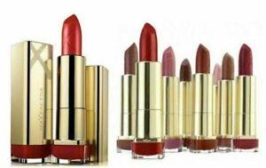 Max Factor Colour Elixir Lipstick - Choose Your Shade