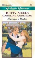 NEW - Marrying A Doctor by Caroline Anderson; Betty Neels