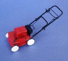 Miniature Dollhouse Lawnmower 1:12 Scale New