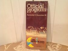 1978 Meadowlands Horse Racetrack Program - Free Shipping