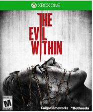 The Evil Within Bethesda Video Games for Microsoft Xbox One