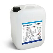 BioFair® Ethanol 100% Bioethanol Alkohol bio - 30 Liter (3x10L) - LABORGEPRÜFT