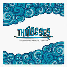CD - Thalasses - Navegando Entre Escila Y Caribdis - import surf music Mexico