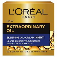 L'Oreal Paris Extraordinary Oil Sleeping Oil-Cream Night 50ml