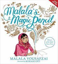 Malala's Magic Pencil by Malala Yousafzai (2017, Hardcover)