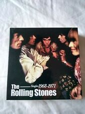 The Rolling Stones CD singles collection 1968 - 1971 Rolling Stones Box set