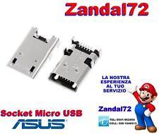 SPINOTTO MINI USB DI RICARICA ME301T ME180 K00Y E302C ME176C ME176X ME400CL ASUS