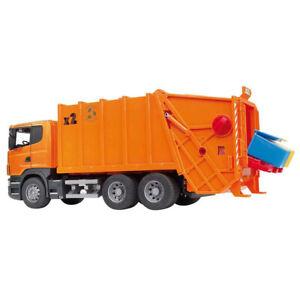 Bruder 1:16 62cm Scania R-Series Garbage/Rubbish/Dump Truck Vehicle Kids 4y+ Toy