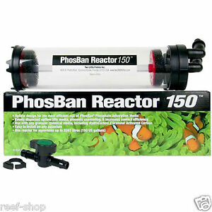 Two Little Fishies Phos Ban Reactor 150 Phosphate Removal Reactor Free USA Ship
