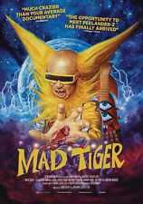 Mad Tiger 2016 U.S. One Sheet Poster