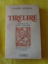 Joseph Quesnel Tirelire 1945 / Pou Qui Grimpe Littérature Normandie