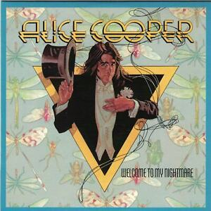 Alice Cooper - Welcome To My Nightmare (CD)