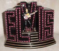 Elvis Presley 1968 Comeback Special Cookie Jar Vandor NIB Premiere Edition