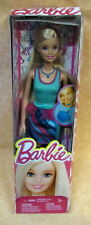 "BARBIE ""REGALA ACCESSORI"" VESTITO VERDE ACQUAMARINA  cod.12331"