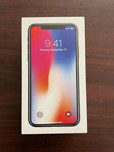 iPhone X Unlocked 256gb New Warranty Exchange With Used Accessories New Otterbox