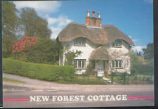 Hampshire Postcard - Thatched Cottage In The New Forest   RR3307