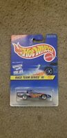 1996 Hot Wheels '80s Corvette Race Team III Sp5's Metal Base #536 Malaysia NIP