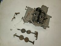 1955 1956 FORD, MERCURY, LINCOLN 4-BBL HOLLEY CARBURETOR parts