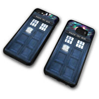 Tardis Ship Police Box Booth Space Time Travel Phone Case Cover