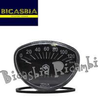 9934 - CONTACHILOMETRI NERO LANCETTA BIANCA VESPA 125 PRIMAVERA ET3 GTR TS