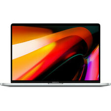 Apple 16 MacBook Pro (Late 2019, Silver) 512GB MVVL2LL/A