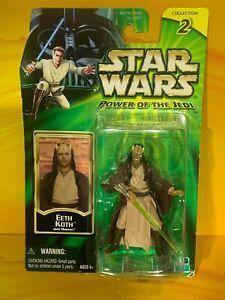 Star Wars - Power of the Jedi - Eeth Koth (Jedi Master)