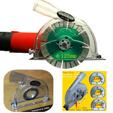 "Clear Cutting Dust Shroud kit Grinding Dust Cover for 4""/ 5"" Angle Hand Grinder"