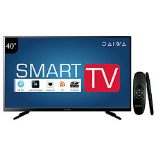 Daiwa D42D4S 102 cm (40) Smart Full HD LED Television with Web Cruiser Remote