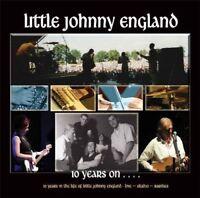 LITTLE JOHNNY ENGLAND - 10 YEARS ON LIVE STUDIO RARE 2CDs (New Sealed) Rock Folk
