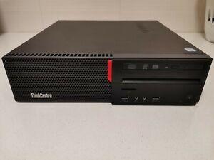 Desktop Sff LENOVO ThinkCentre M800 CORE i5-6500 RAM 8GB SSD 256GB + 500GB Sata