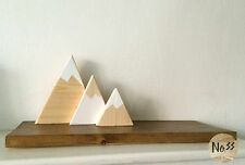 Handmade Wooden Simply Shelf