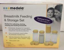Medela Breast Milk Feeding and Storage Set,