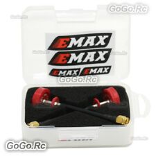 2 x EMAX 5.8G 5dBi 50W 80mm Omni FPV Flat Panel Pagoda II Antenna RHCP SMA Pin