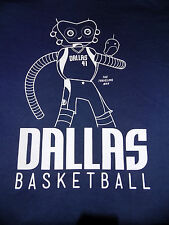 Dallas Mavericks Dirk Special Edition T Shirt Size XL Blue
