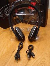 Zedd Sound wireless Bluetooth noise cancelling headphones - Black - ZSound